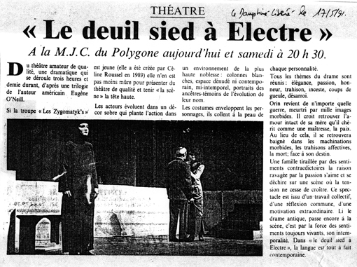 Article electre 3
